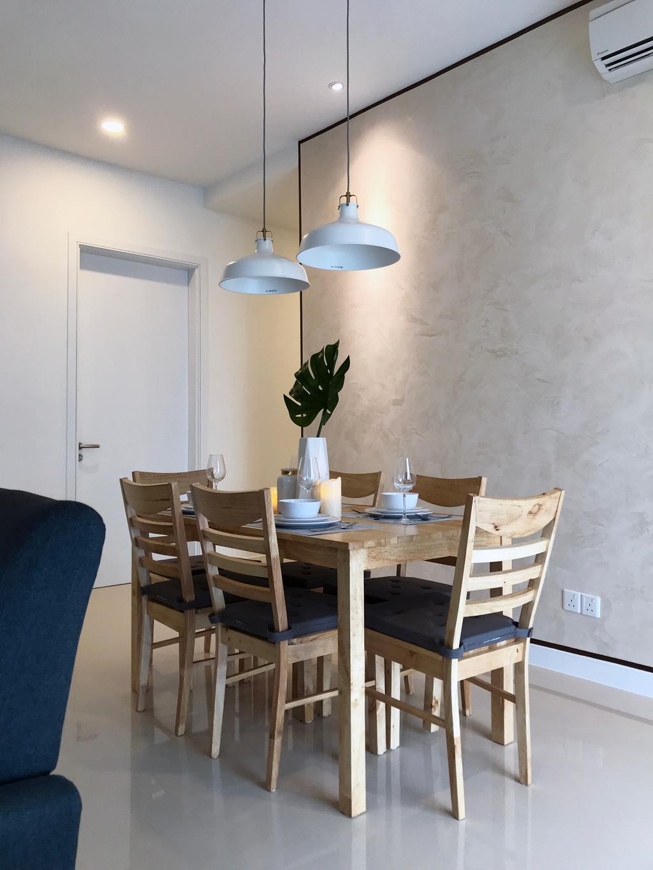 Scandinavian, Condo, Pavilion Hilltop, Mont Kiara, Interior Designer, Lebeau Interior
