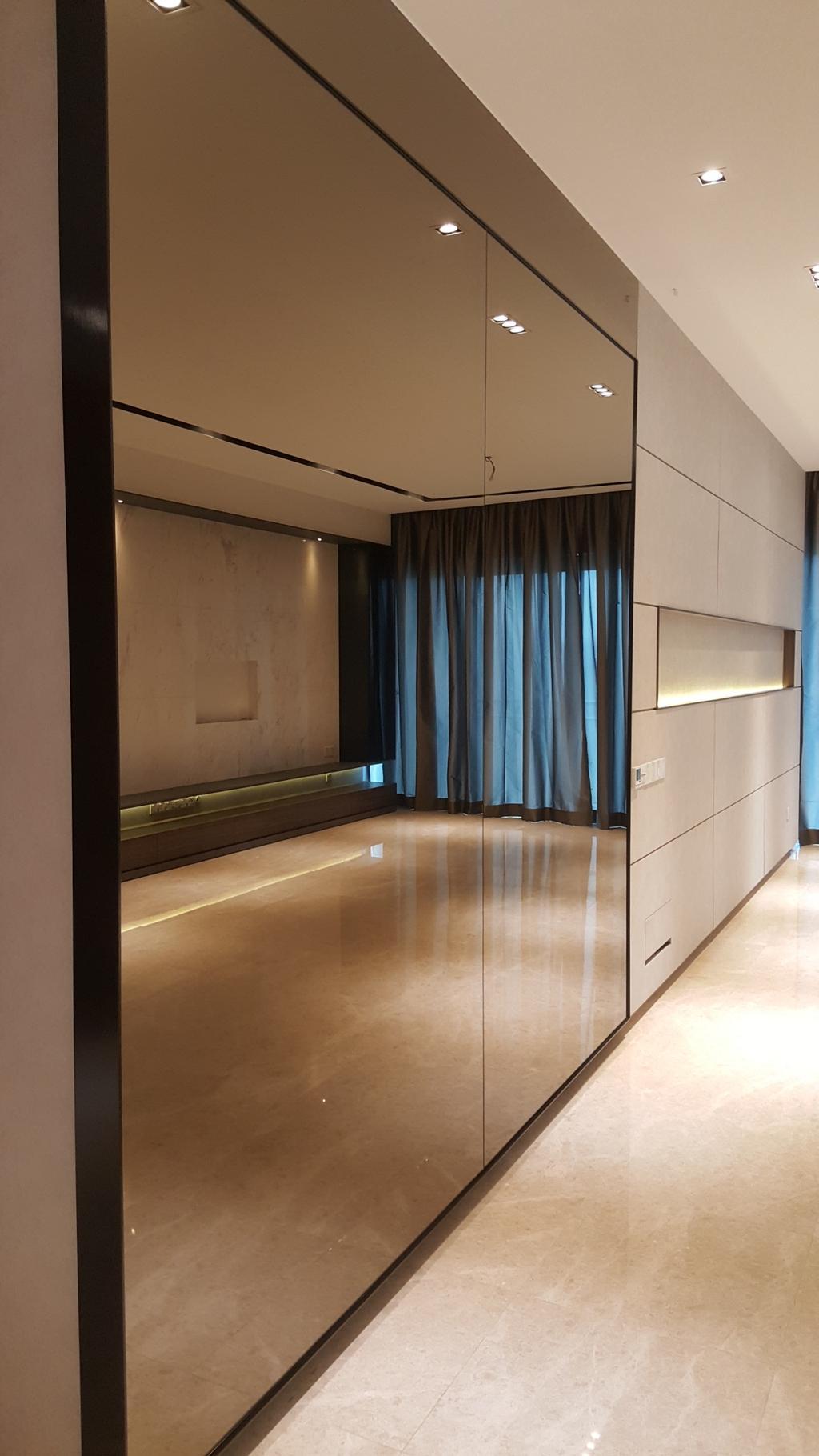 Minimalistic, Condo, DC Residence, Damansara City, Interior Designer, Qube Design & Creater