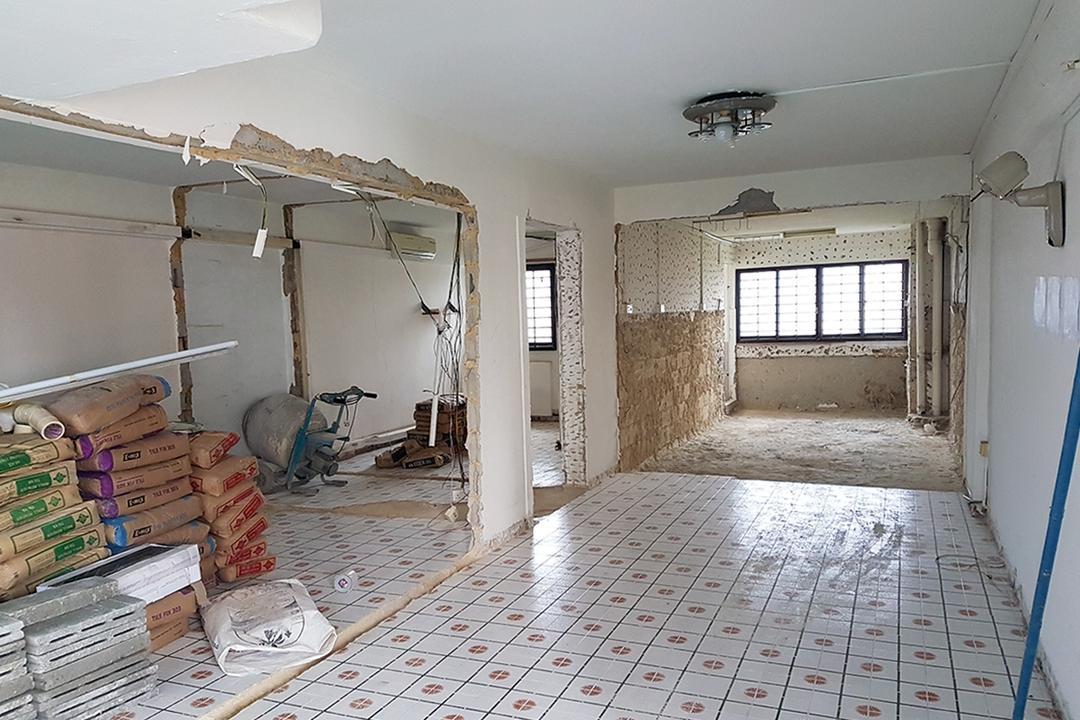 home checks before renovation
