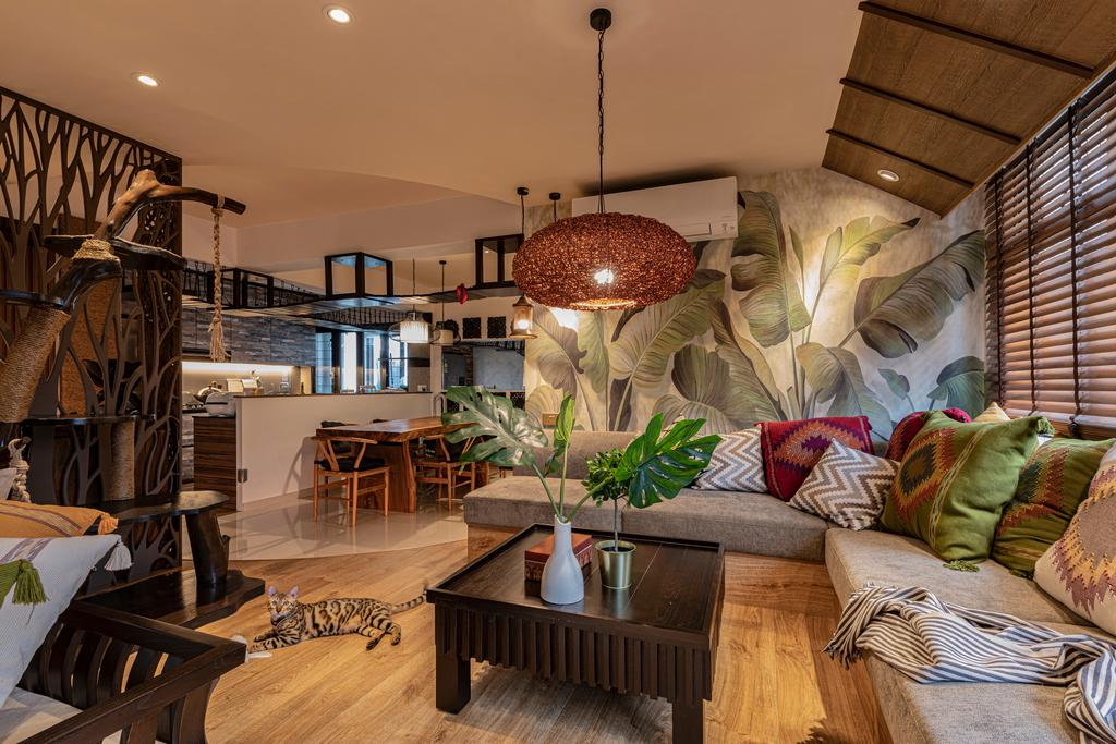 Buangkok Crescent by Free Space Intent