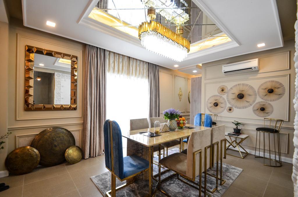 Modern, Condo, Metropolitan Square, Damansara, Interior Designer, JeeHan Lee Design