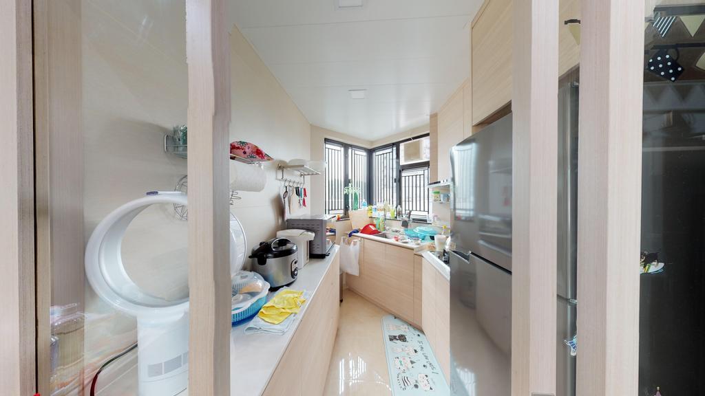 當代, 私家樓, 廚房, 樂意居, 室內設計師, 和生設計