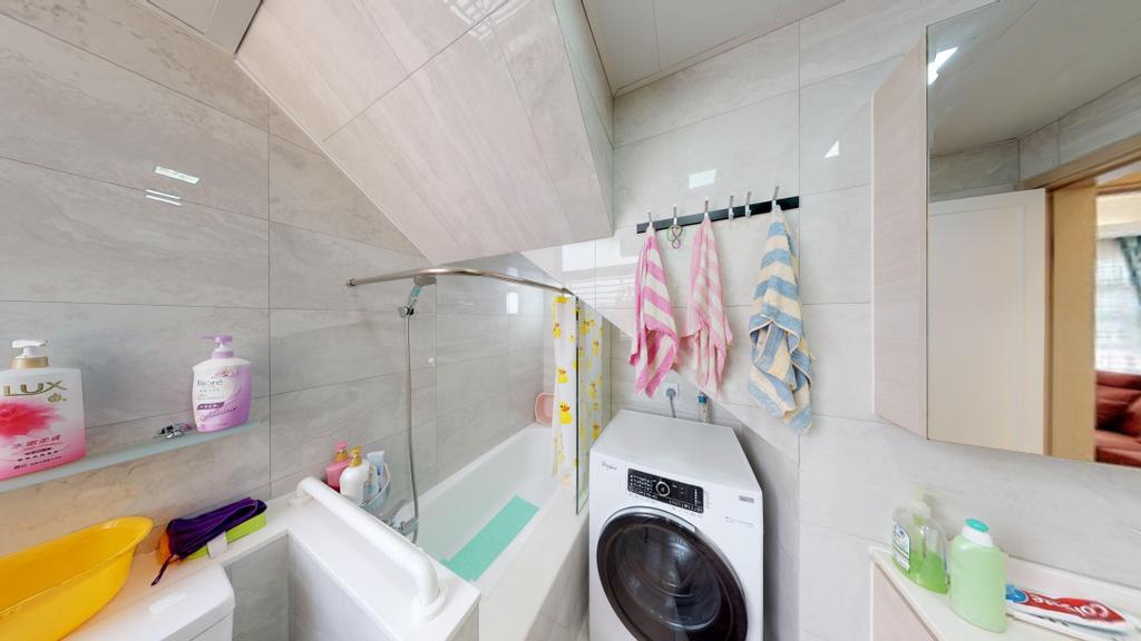 當代, 私家樓, 浴室, 樂意居, 室內設計師, 和生設計