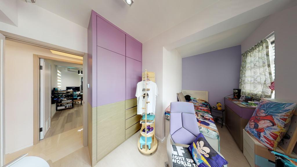 當代, 私家樓, 睡房, 樂意居, 室內設計師, 和生設計
