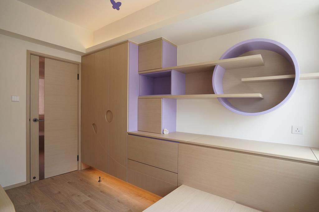 摩登, 私家樓, 公主台, 室內設計師, 和生設計