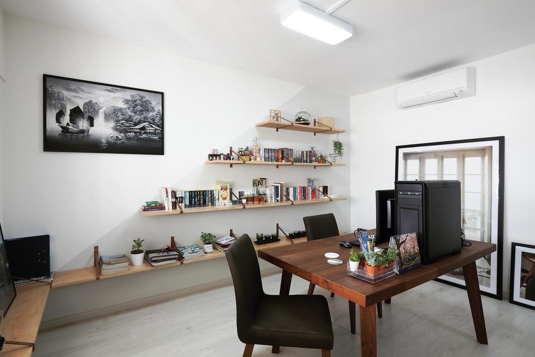 Ang Mo Kio 4 room Dining Room Interior Design 6
