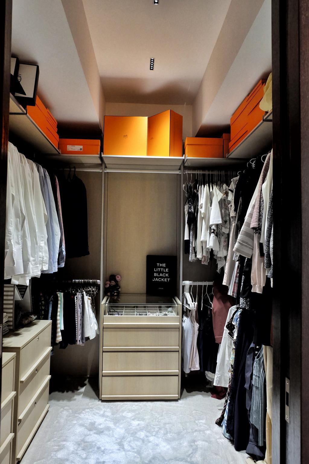 Modern, Condo, Bedroom, YGK Garden, Interior Designer, New Chapter Design.com