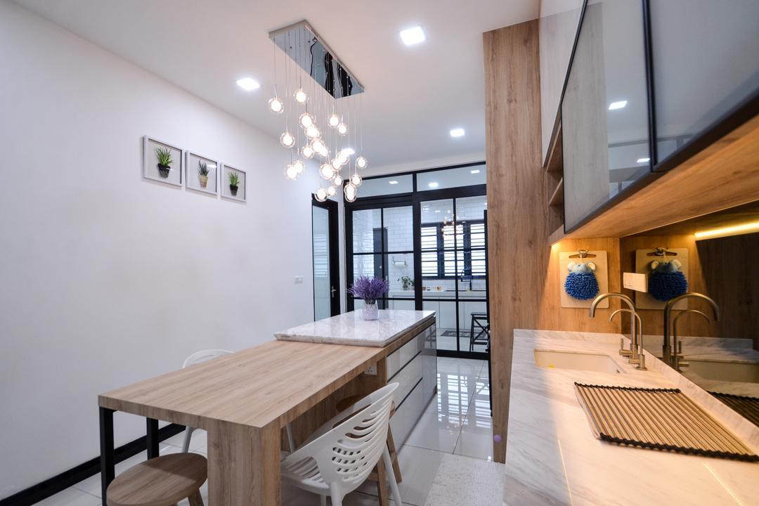 No. 7, Setia Alam by Reliable Renovation