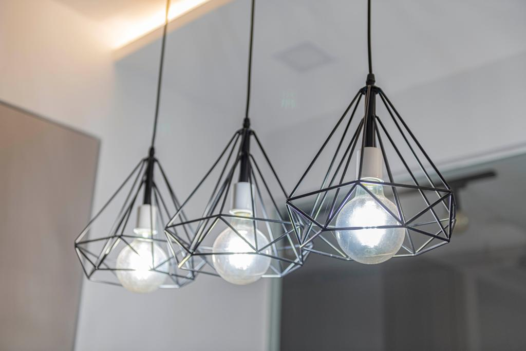 Modern, Condo, Dining Room, The Visionaire, Interior Designer, New Chapter Design.com