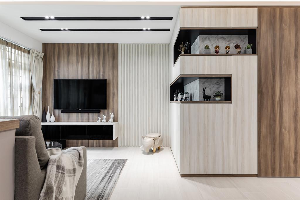Yishun Avenue 6 by The Makers Design Studio