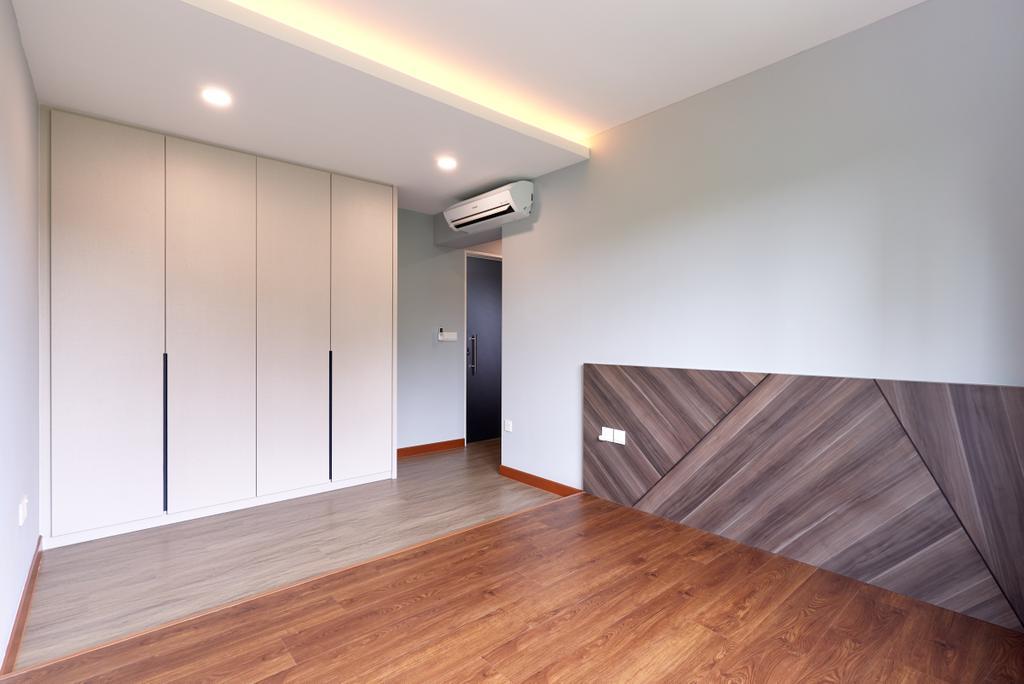 Contemporary, HDB, Bedroom, Ang Mo Kio Street 44, Interior Designer, Swiss Interior Design