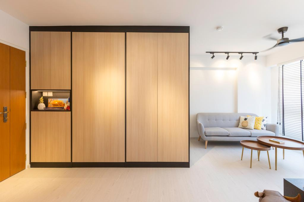 Contemporary, HDB, Balcony, Bukit Batok West Avenue 8, Interior Designer, Swiss Interior Design, Scandinavian