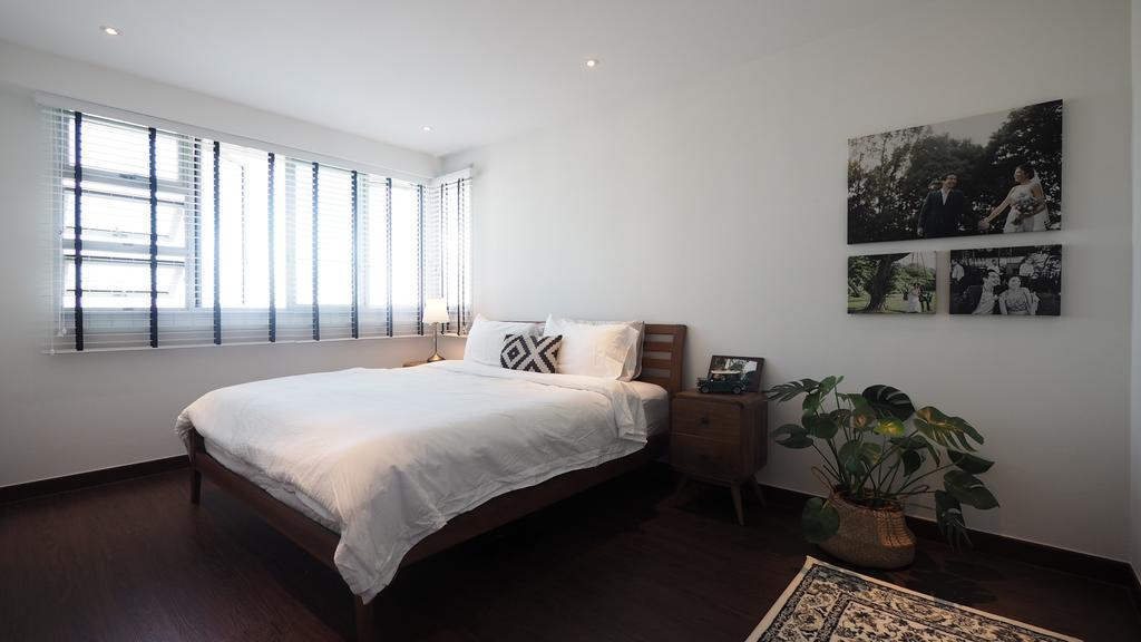 Contemporary, HDB, Bedroom, Clementi, Interior Designer, D'Brain Studio, Eclectic