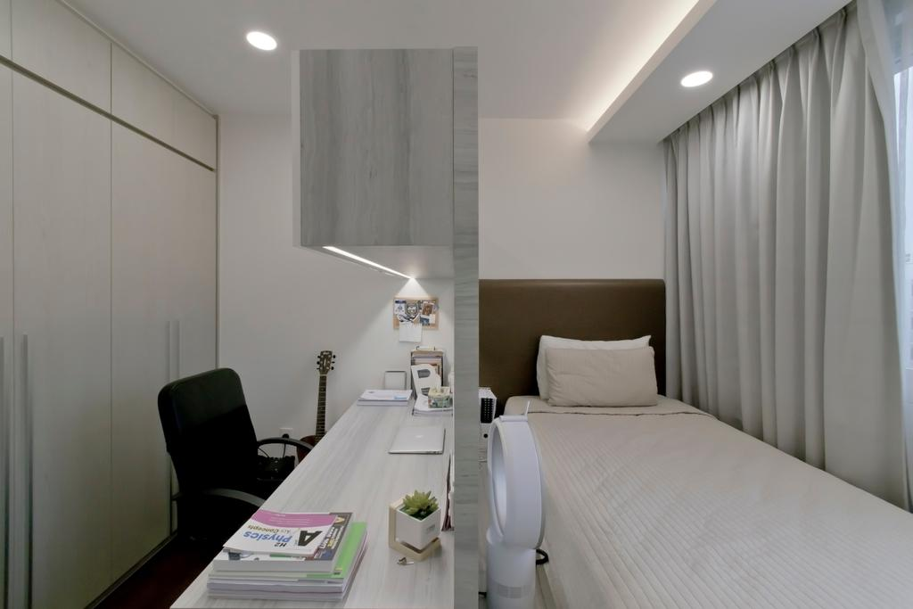 Contemporary, Condo, Study, Pasir Ris Link, Interior Designer, Pavilon BC