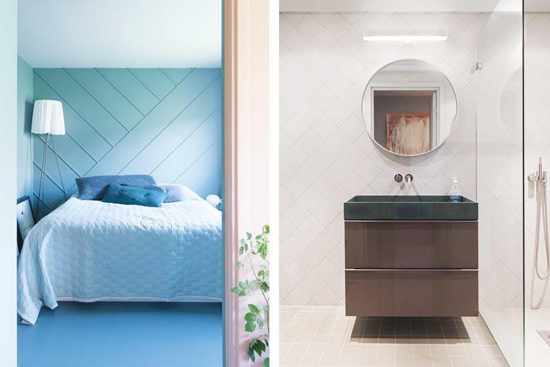 Interior designs from Australia for HDB condominium