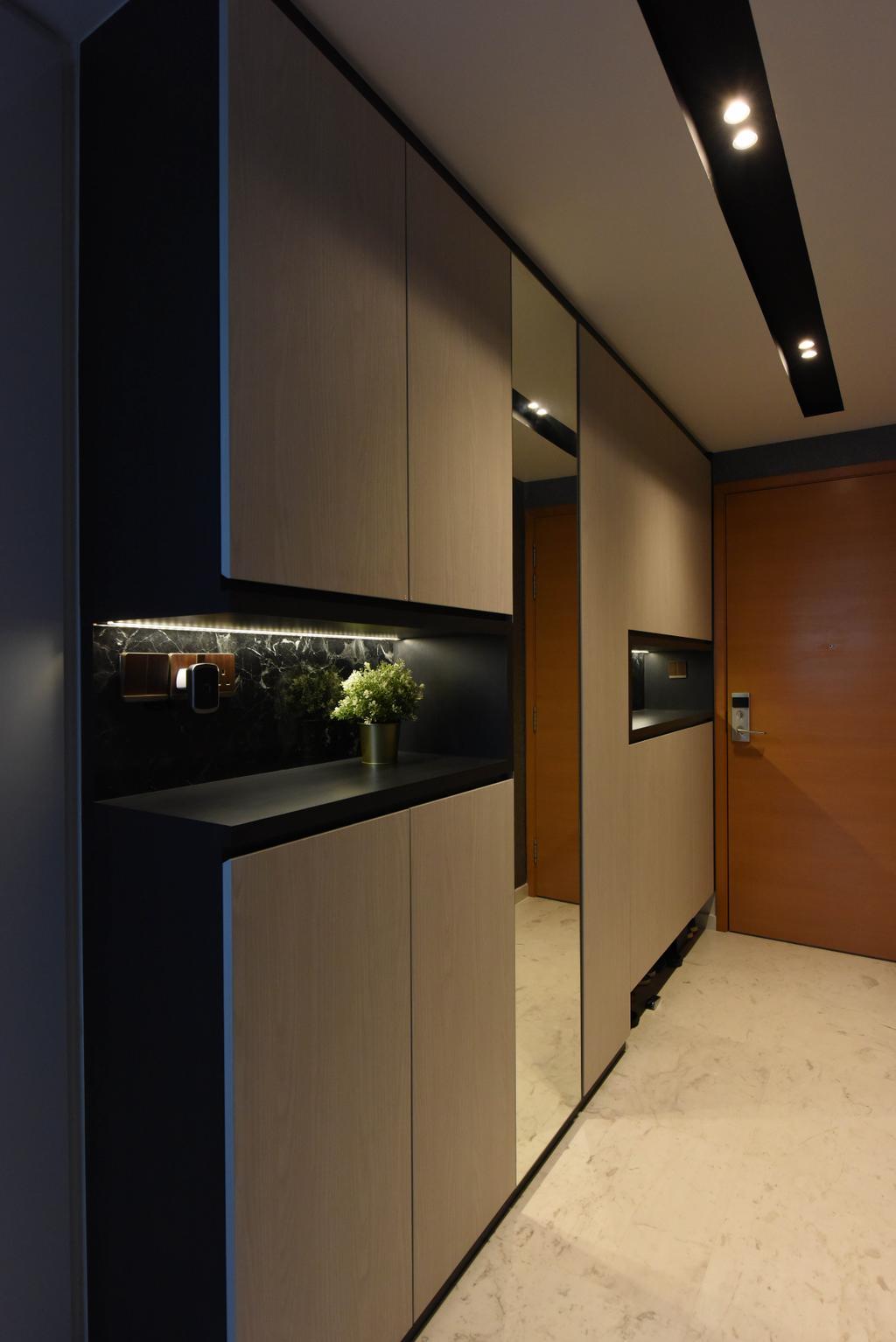 Modern, Condo, Living Room, Centro Residences, Interior Designer, Starry Homestead