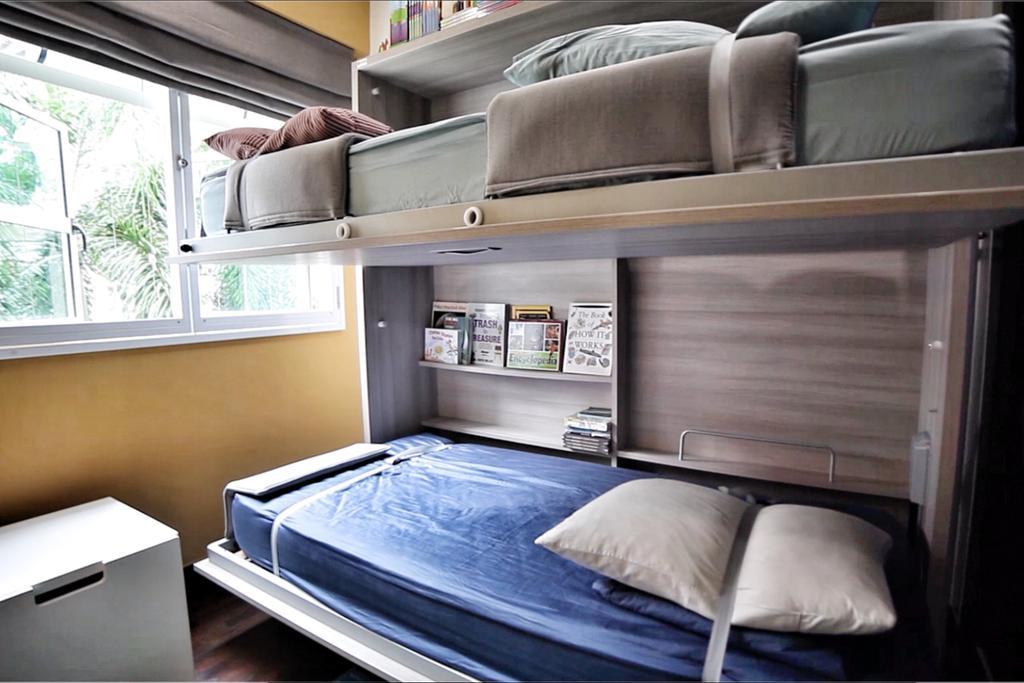 Eclectic, Condo, Bedroom, Sandy Palm, Interior Designer, New Chapter Design.com
