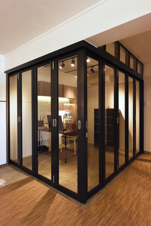 Contemporary, HDB, Elias Road, Interior Designer, Starry Homestead