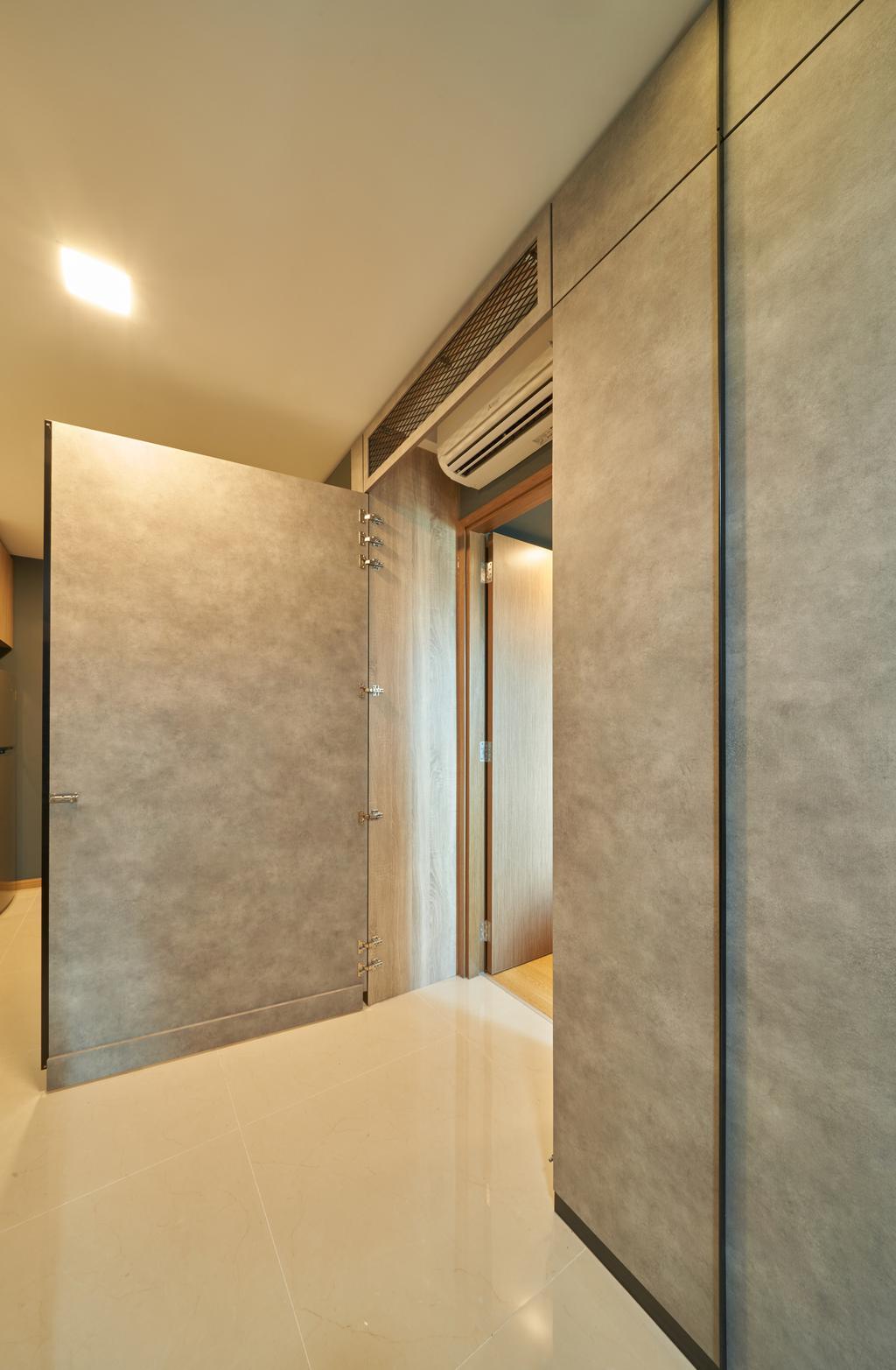 Contemporary, Condo, Kingsford Waterbay, Interior Designer, Ovon Design