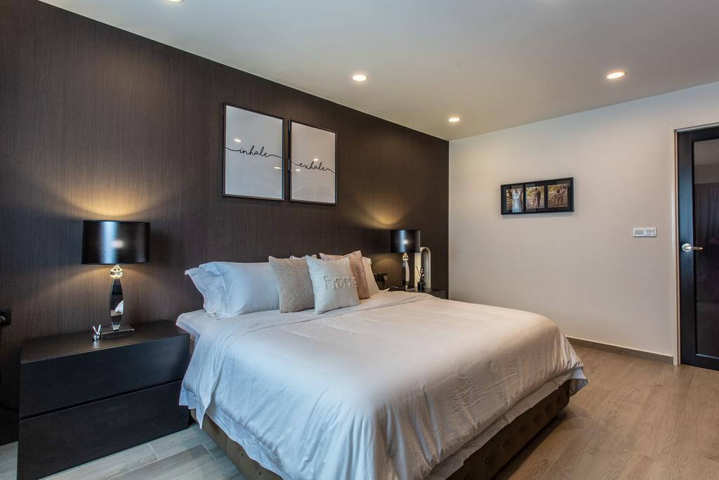 Contemporary, HDB, Bedroom, Telok Blangah Street 31, Interior Designer, Ovon Design