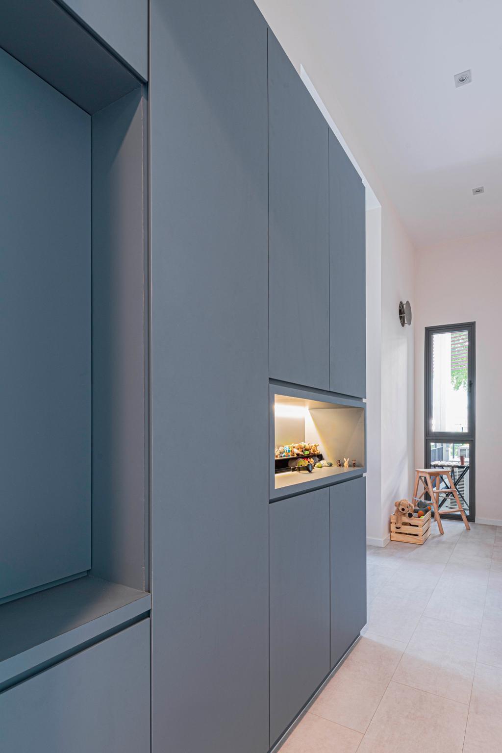 Contemporary, Condo, Living Room, Aura 83, Interior Designer, Meter Square