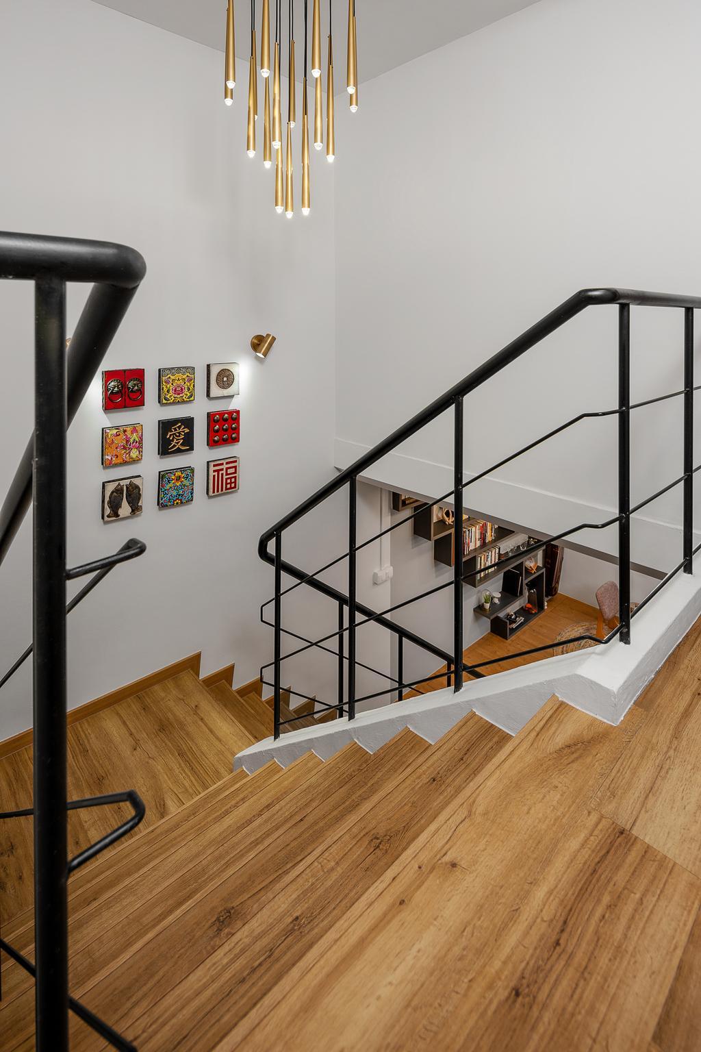 Contemporary, HDB, Bishan Street 22, Interior Designer, Ovon Design, Modern