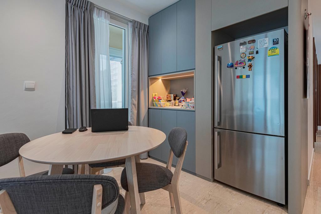 Contemporary, Condo, Dining Room, Pristine Heights, Interior Designer, Style Living Interior