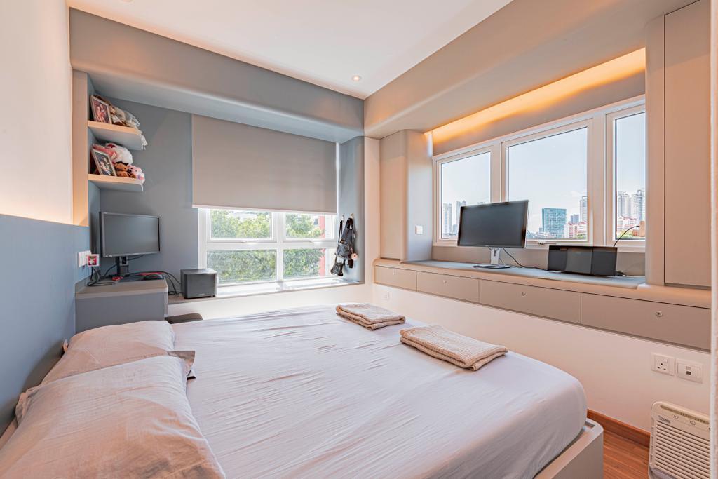 Contemporary, Condo, Bedroom, Pristine Heights, Interior Designer, Style Living Interior