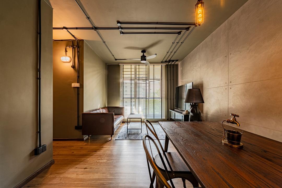 Sembawang Close by Butler Interior