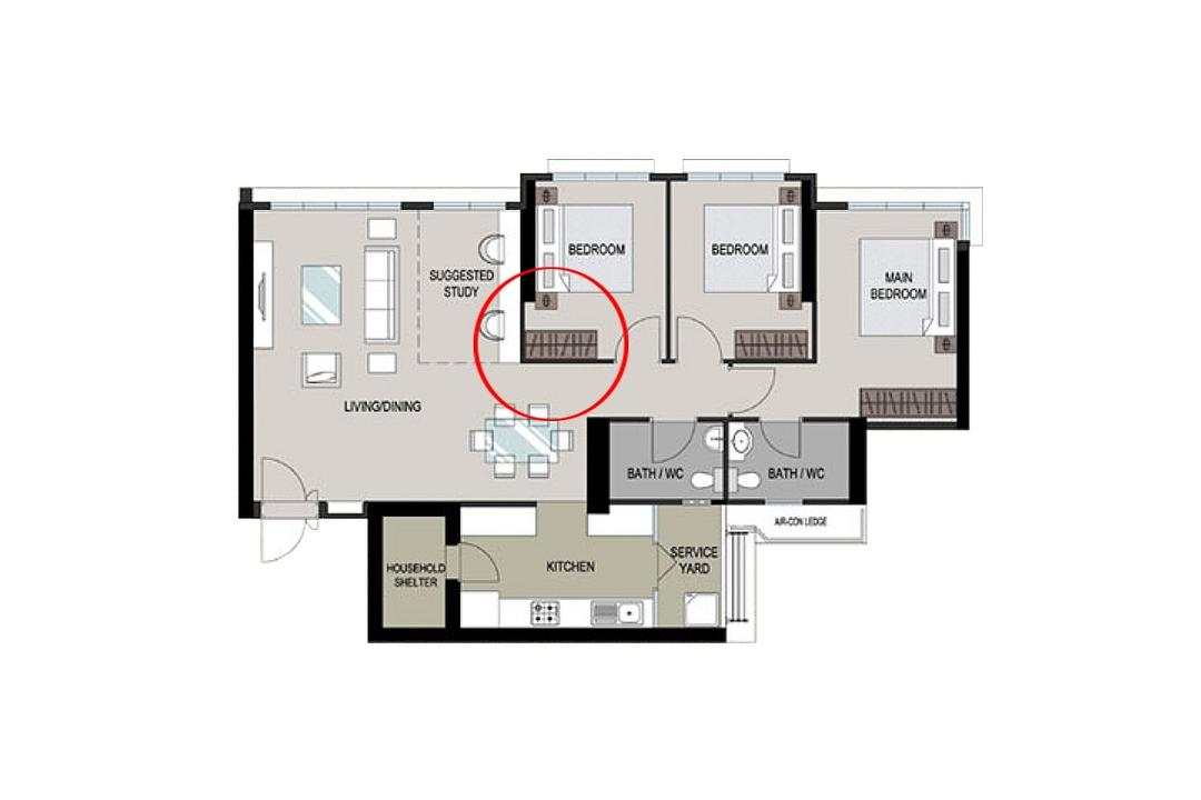 Make The Most Of Your 5 Room Hdb With Fresh Layout Ideas Qanvast
