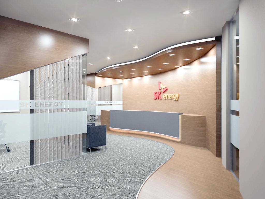 Straits View, Commercial, Interior Designer, Baum Project Pte Ltd, Contemporary, Scandinavian, Minimalistic