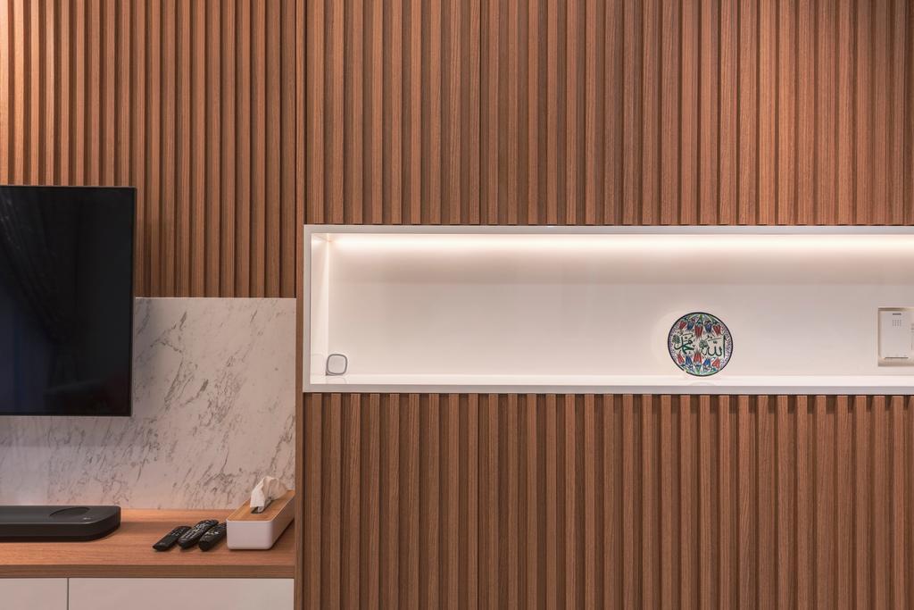 Contemporary, Condo, Living Room, The Visionaire, Interior Designer, PHD Posh Home Design