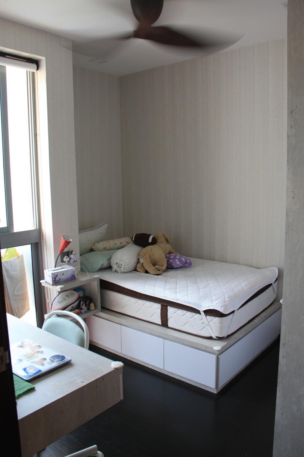 Contemporary, Condo, Bedroom, Tanamera Crescent, Interior Designer, Step Dezign