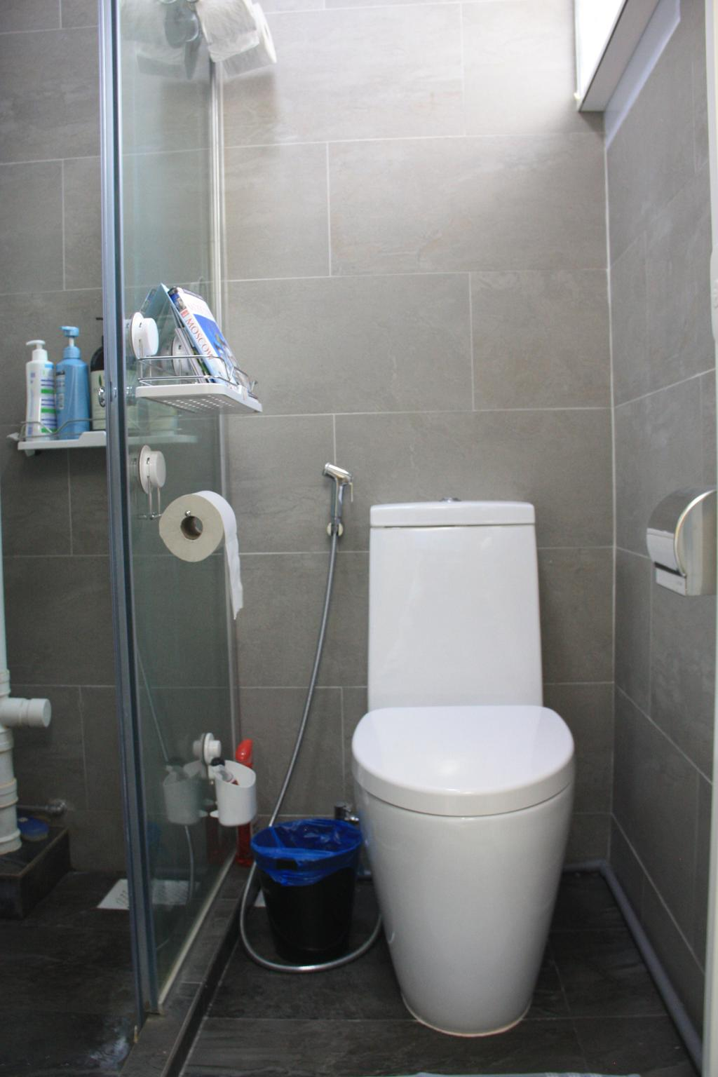 Modern, HDB, Bathroom, Bedok North Street 2, Interior Designer, Step Dezign