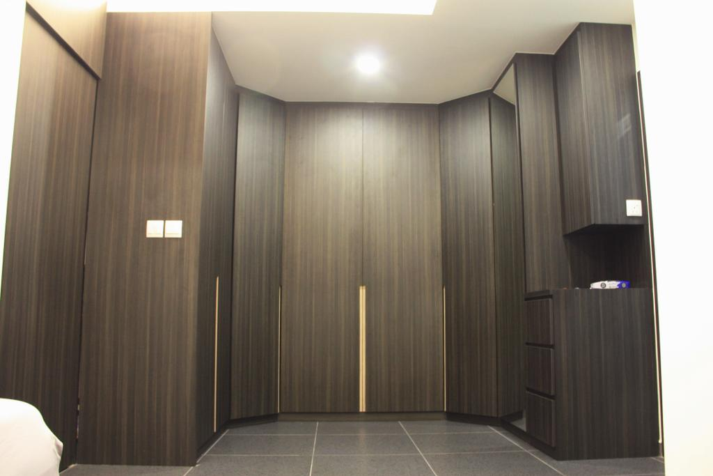Contemporary, HDB, Bedroom, Sumang Lane, Interior Designer, Step Dezign