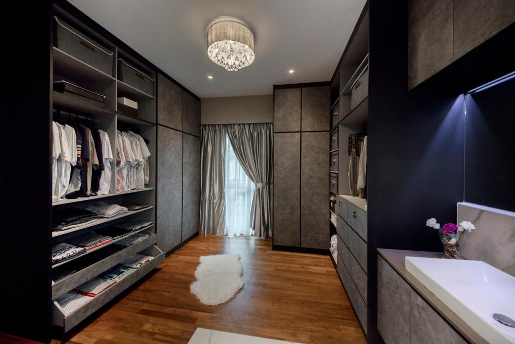 Contemporary, Condo, Bedroom, Hindhede Walk, Interior Designer, The Safe Haven Interiors
