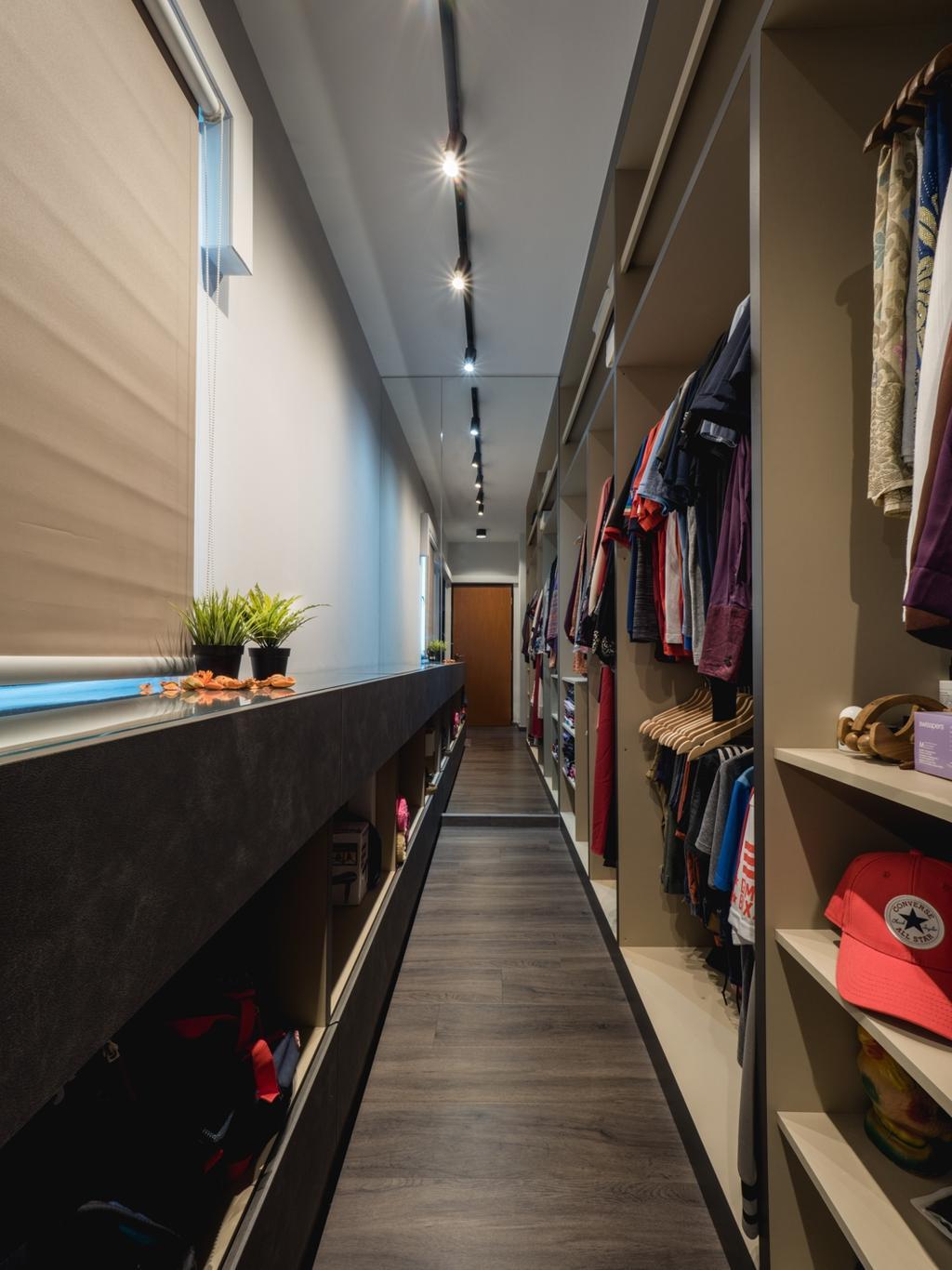 Scandinavian, HDB, Bedroom, Edgedale Plains, Interior Designer, The Safe Haven Interiors