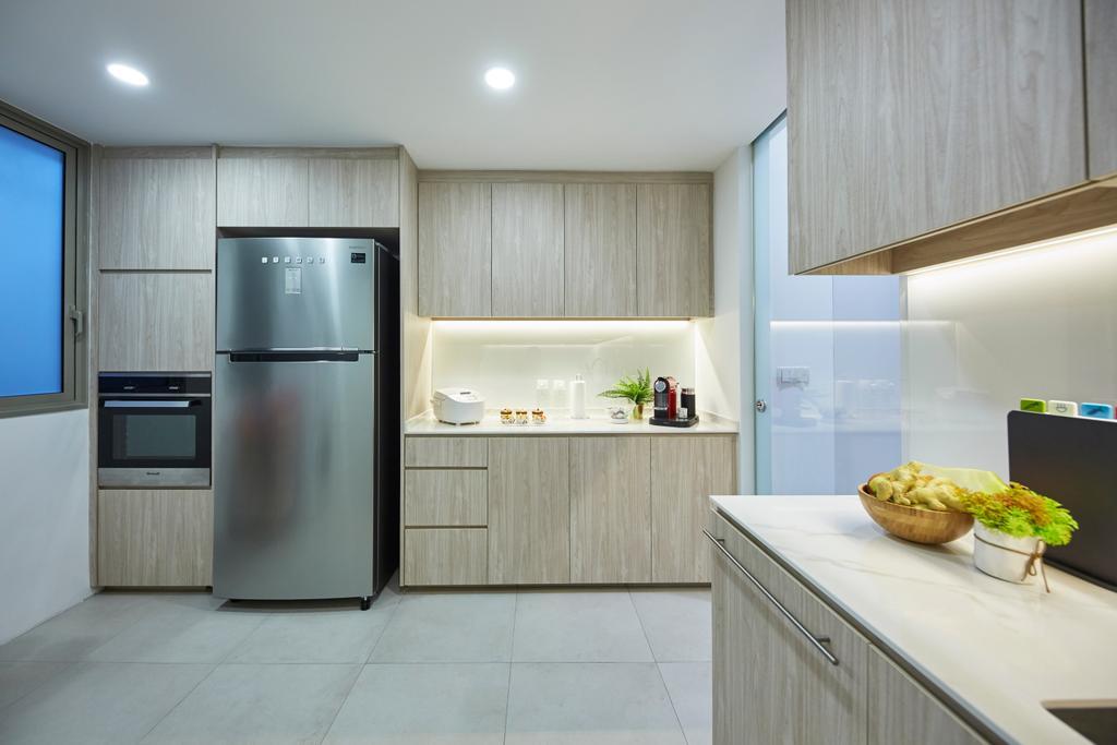 Modern, Condo, Terrasse, Interior Designer, The Interior Lab