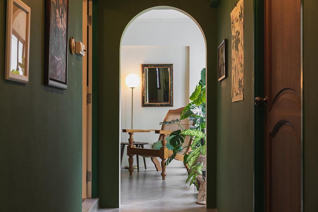 telok blangah home HDB flat greenery