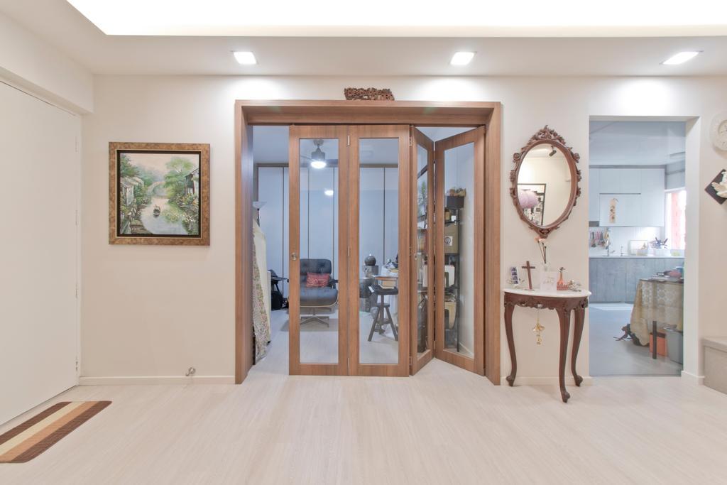 Modern, HDB, Pasir Ris Street 52, Interior Designer, Pavilon BC