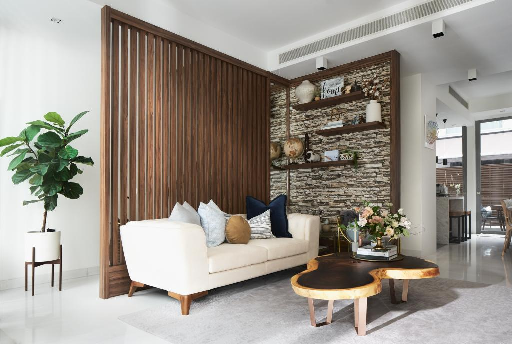 Modern, Landed, Living Room, Hillview Crest, Architect, PROVOLK ARCHITECTS, Contemporary