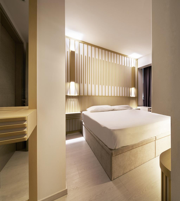 Scandinavian, Condo, Bedroom, The Terrace, Architect, PROVOLK ARCHITECTS