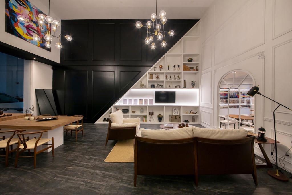 Showroom, Commercial, Interior Designer, Forefront Interior