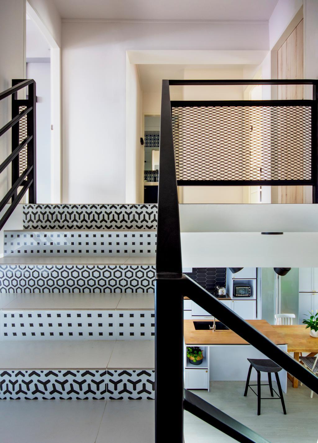 Minimalistic, HDB, Living Room, Yishun Street 11, Interior Designer, DISTINCTidENTITY, Scandinavian, Contemporary
