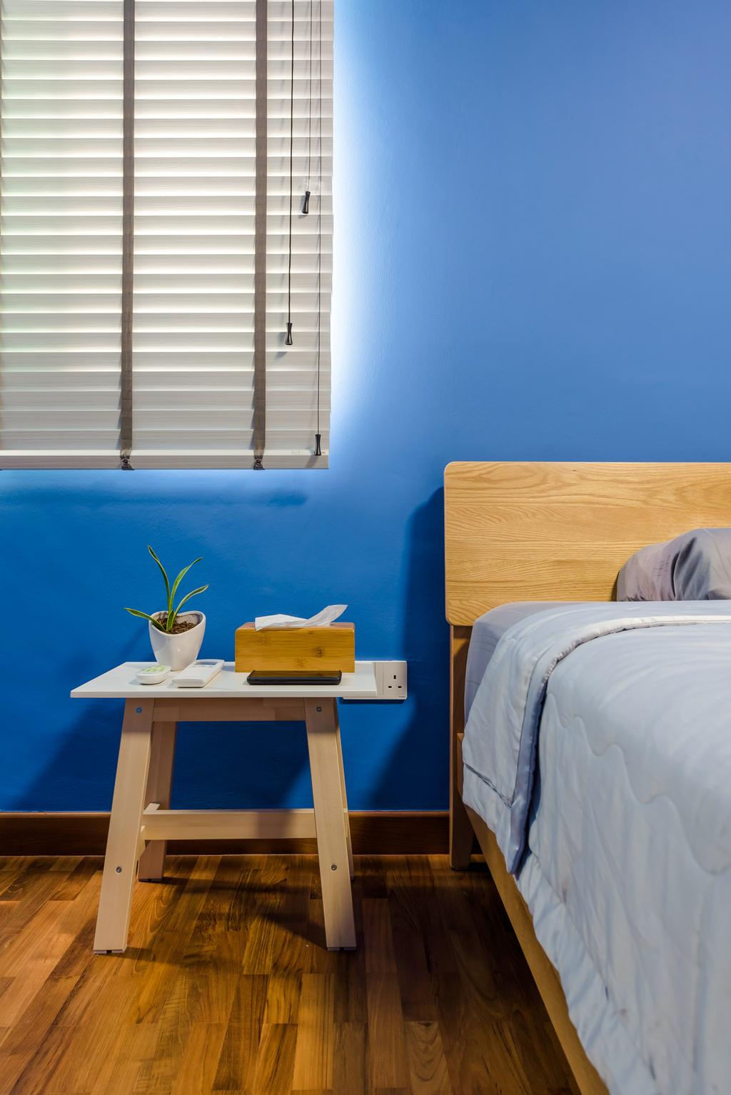 Minimalistic, HDB, Senja Road (Block 630), Interior Designer, Tan Studio, Contemporary