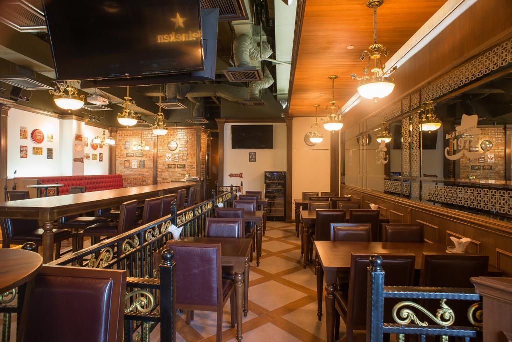 1974 Bar & Restaurant, DC Mall, Commercial, Interior Designer, Considered Design Sdn. Bhd., Vintage