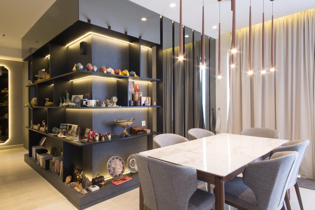 Seri Riana Residence, Kuala Lumpur by Design Geeks Sdn. Bhd.
