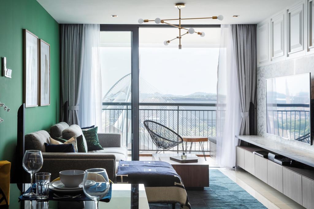 Tamara Residence, Putrajaya by Line2pixels