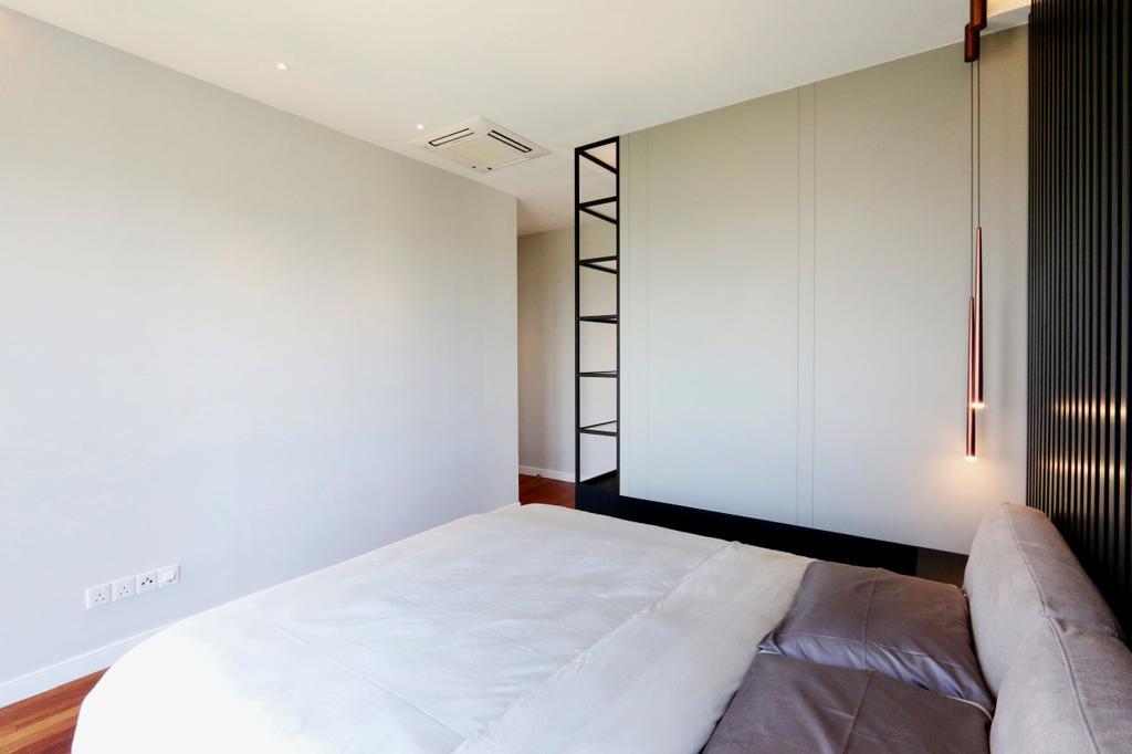 Modern, Condo, Pavillion Hilltop, Mont Kiara, Interior Designer, Line2pixels, Contemporary