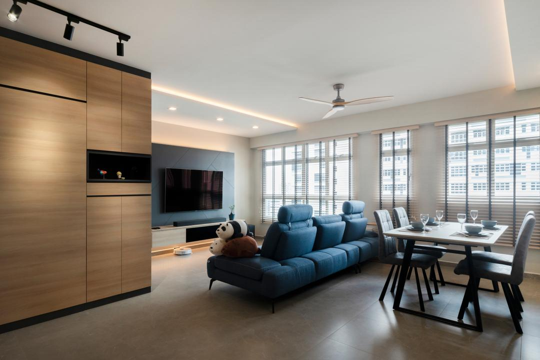 St. George's Lane by Great Oasis Interior Design